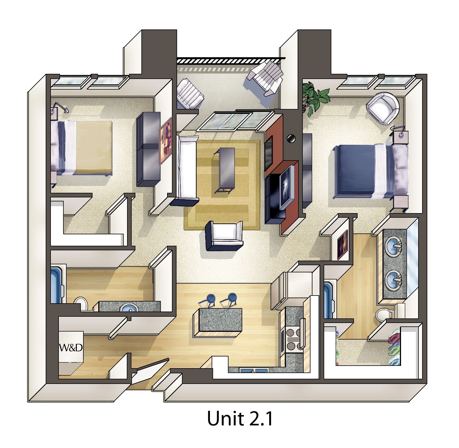 Apartment Layout Designs Menayu Home Decorating And Furniture