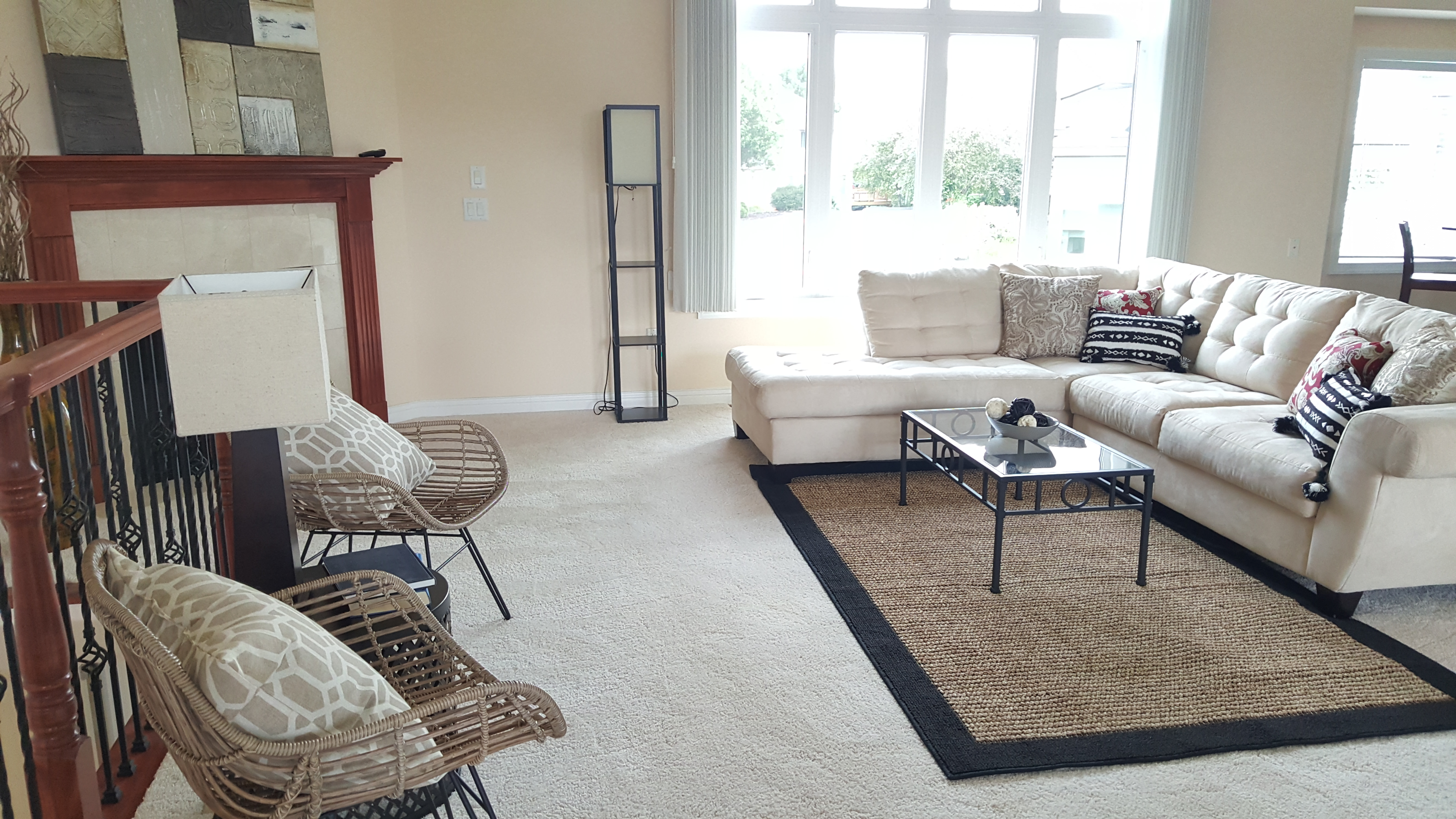 Traditional V Transitional Staging Premiere Home Stagers